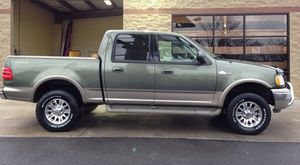 Photo 2002 Ford F150 King Ranch 4x4 New Tires