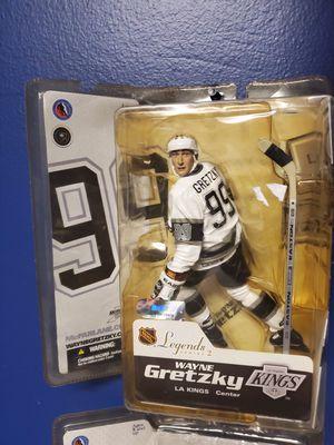 Photo Wayne Gretzky figure