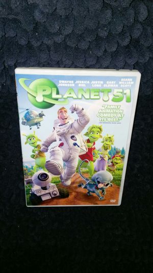 Planet 51 Movie for Sale in Dallas, TX