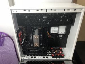 Ryzen 5 1600 Gaming PC Dual Cards in SLI 16GB for Sale in Queens, NY