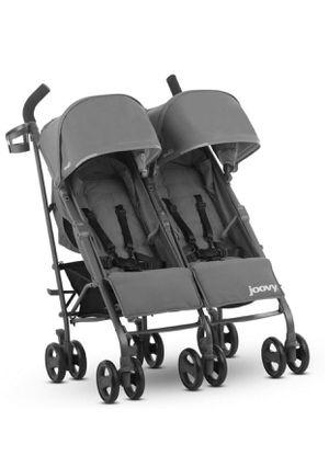 JOOVY Twin Groove Ultralight Umbrella Stroller, Charcoal for Sale in Benicia, CA