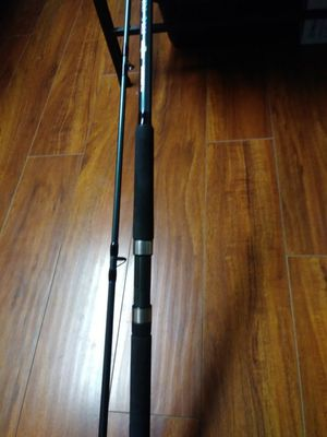 9ft. Shimano line 14-25lb. Lure 3/4-4oz. Medium heavy action: fast for Sale in San Francisco, CA