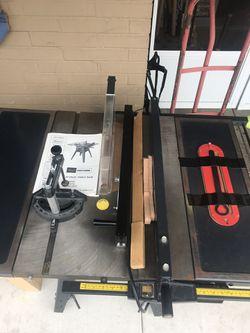 "Craftsman 10"" table saw Thumbnail"