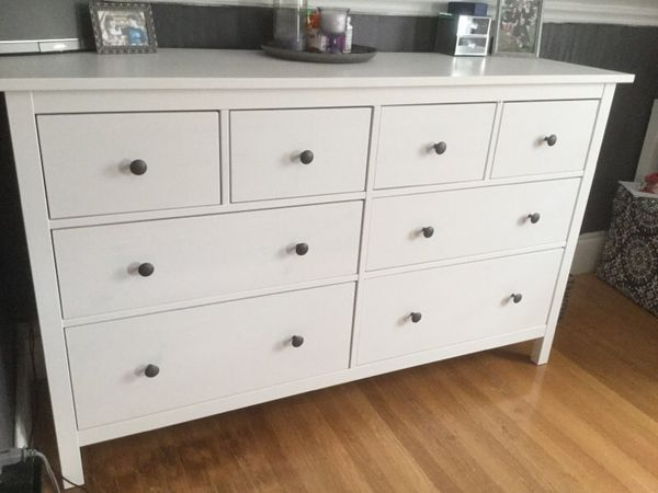 Ikea Hemnes 8 Drawer Dresser For