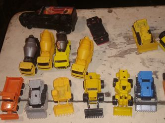 Tractors bulldozer cat John Deere many to choose 1 or all Thumbnail
