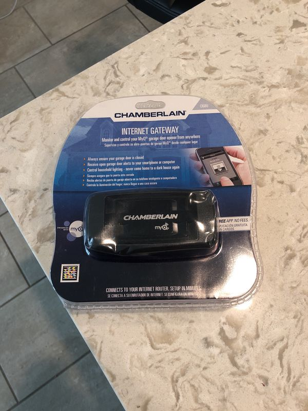 Chamberlain MyQ Smart Garage opener for Sale in Mountain View, CA - OfferUp