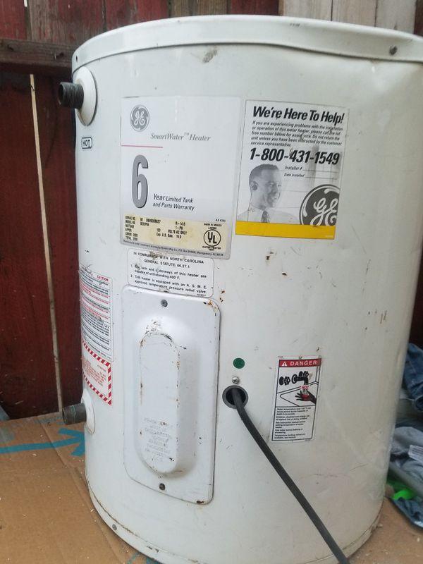 Ge Smart Water Heater Parts