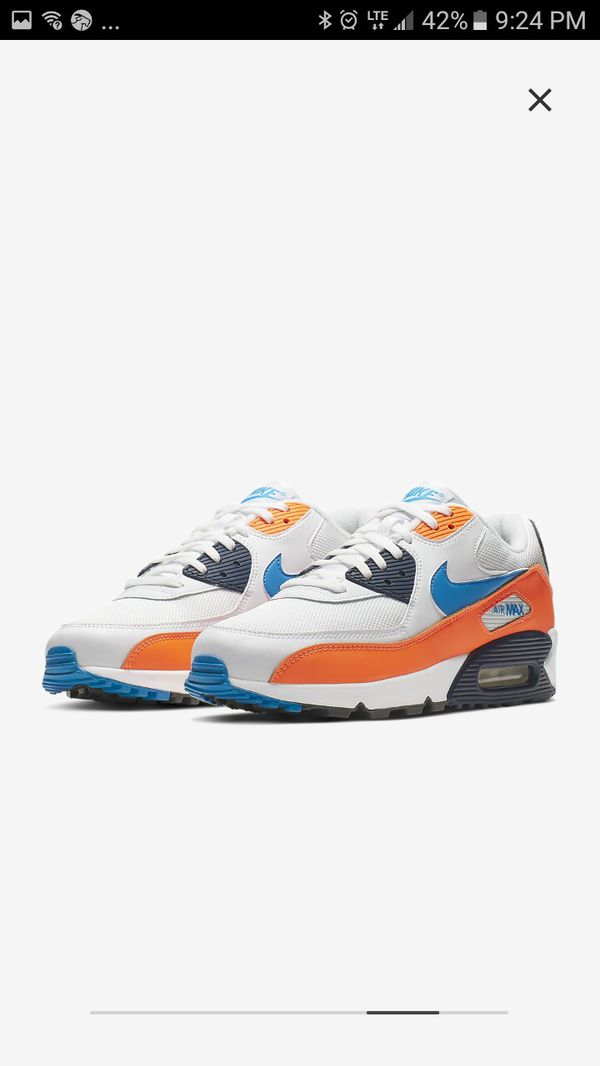new concept c19ea 42f85 Nike Air Max 90 size 11.5 for Sale in Elkton, MD - OfferUp