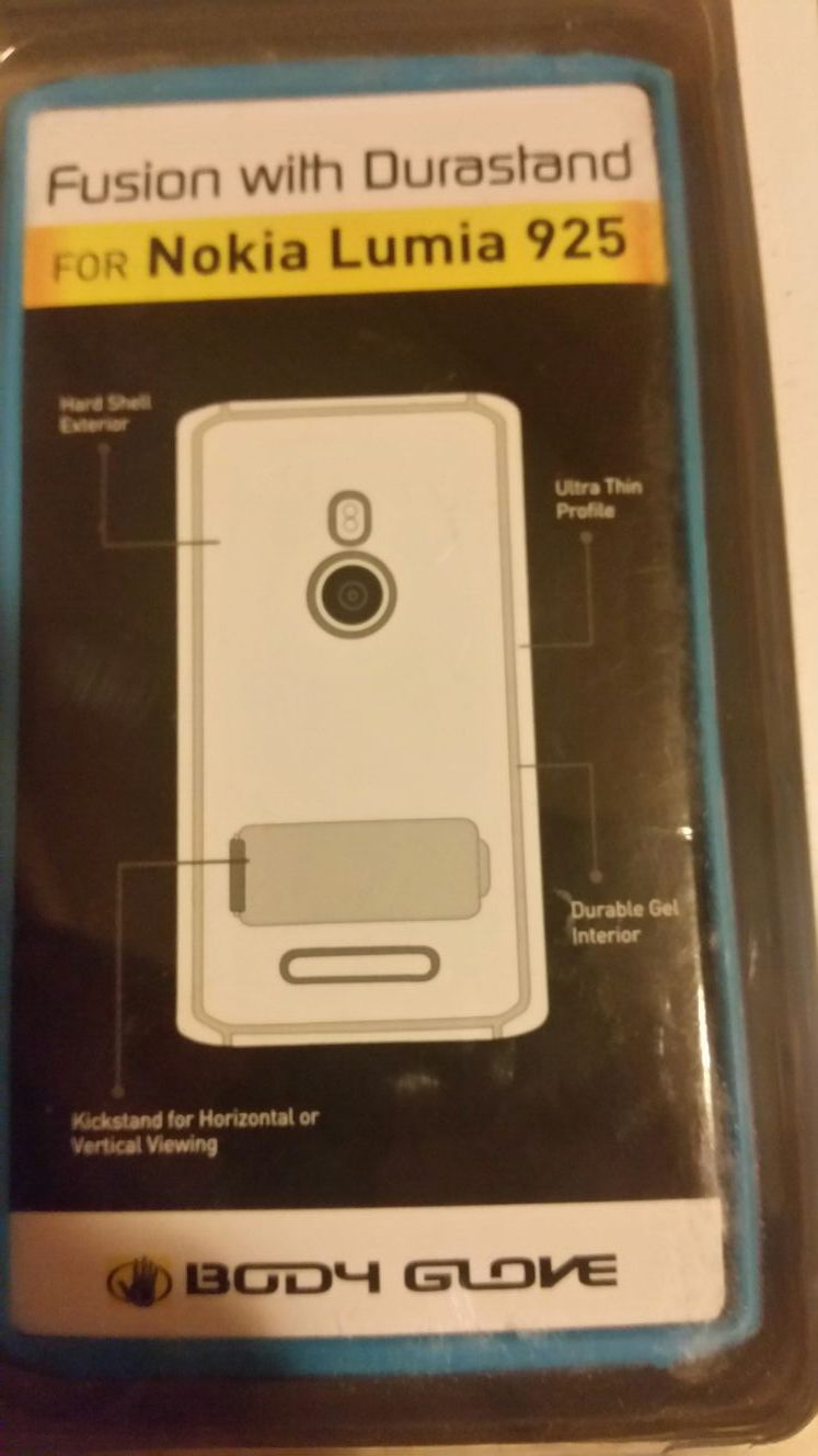 Nokia lumia 925 fusion case