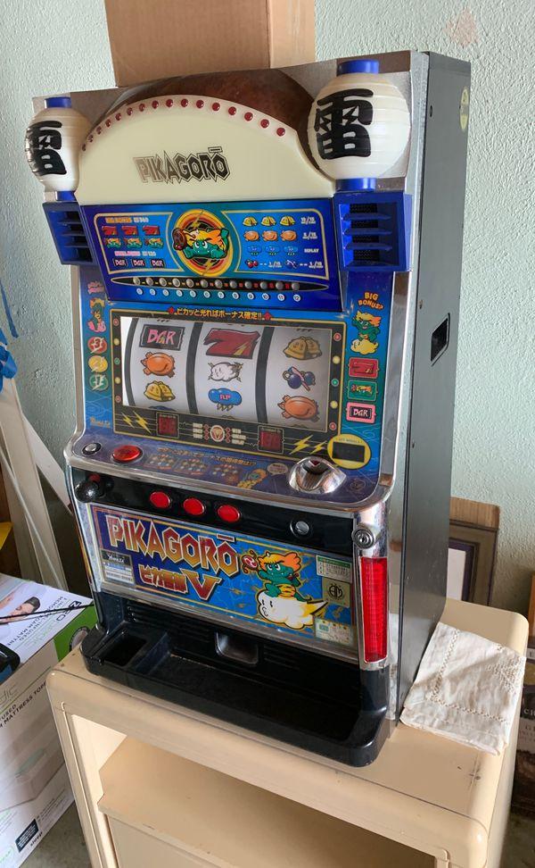 Baseball Bucks Slot Machine