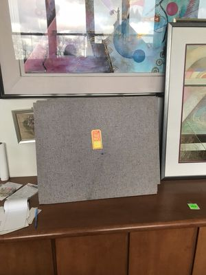 "30"" x 24"" Tackboard for Sale in Cleveland, OH"