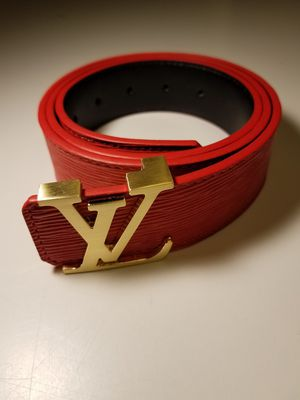 Louis Vuitton supreme belt for Sale in Arbutus, MD
