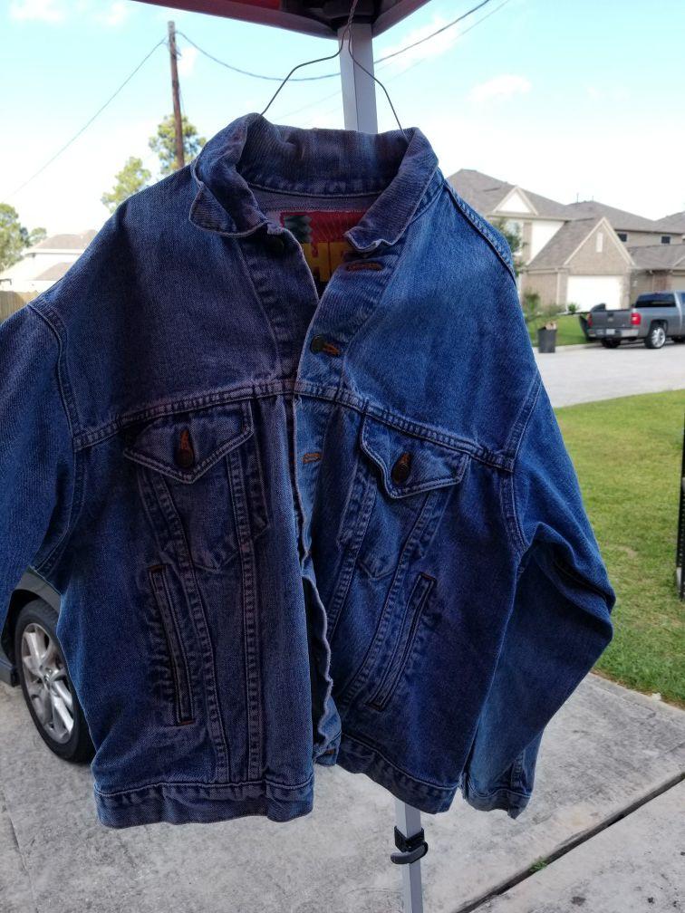 HBO jean jacket