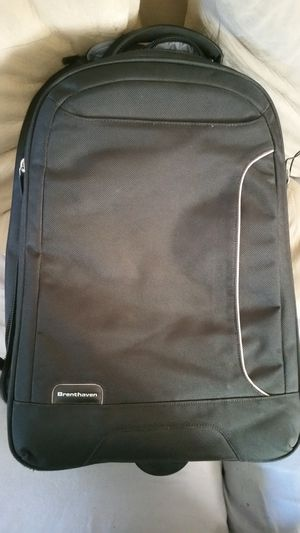 Brenthaven Rolling Laptop Bag for Sale in Seattle, WA