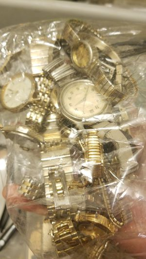 WHOLE LOT OF VINTAGE LADIES WATCHES for Sale in Springfield, VA