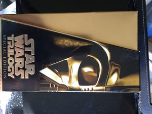 Star Wars Trilogy VHS for Sale in Mount Airy, MD