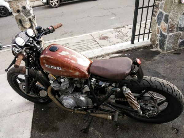 1980 suzuki gs450l (ready to ride, can deliver, title in hand)