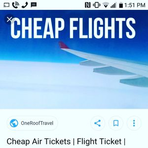 Cheap flights ! for Sale in District Heights, MD