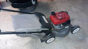 Photo Smart drive honda lawnmower