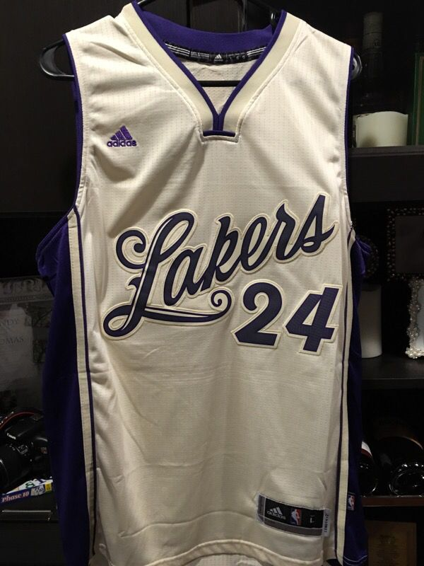 d213233a6309 KOBE last Christmas Day jersey for Sale in Anaheim