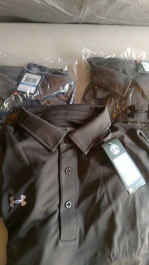 Under Armour Mens Polos (3) XL for Sale in Manassas, VA