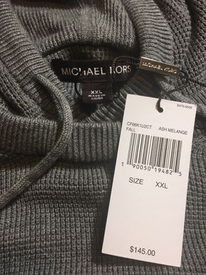 Brand New Michael Kors Men's Hoodie Sweater XXL for Sale in Columbus, OH