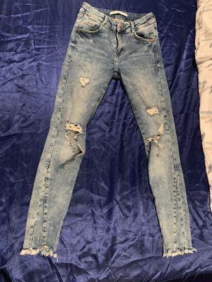 ZARA skinny jeans for Sale in Fairfax, VA