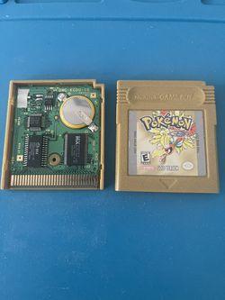Authentic Vintage Pokémon Games Thumbnail