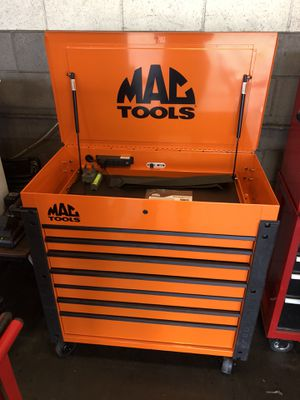 Photo MAC TOOLS Tool Box