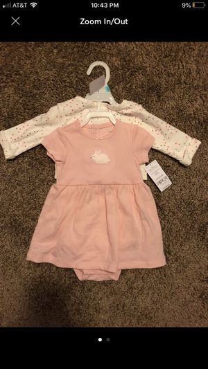 Baby girl clothes for Sale in Santa Maria, CA
