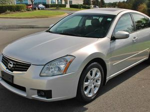 NISSAN 2OO7 MAXIMA ,,,,Clean Title for Sale in Washington, DC