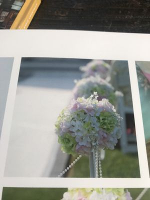 Wedding Isle Flower Decoration for Sale in Cleveland, OH