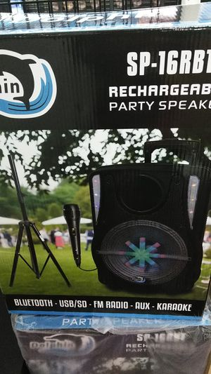 Party Bluetooth speaker for Sale in Orlando, FL