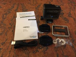 GoPro Hero new with all parts and accessories for Sale in Atlanta, GA