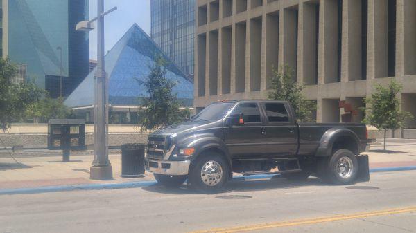 2005 Ford F650 Super Truck Might Trade For Sale In Dallas Tx Offerup