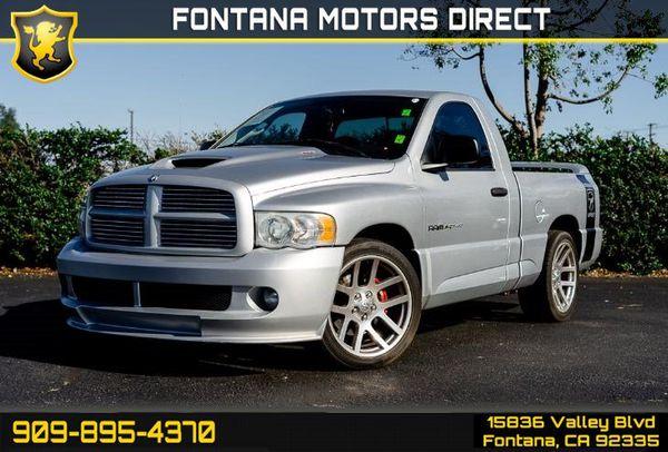 Dodge Ram Srt 10 For Sale >> 2004 Dodge Ram Srt 10 For Sale In Fontana Ca Offerup