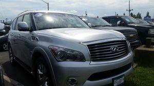 2011 infiniti Qx56 4x4 5.6L V8 for Sale in Manassas, VA