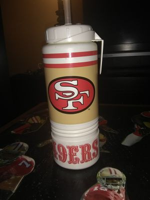 49er Water Bottle for Sale in Tacoma, WA