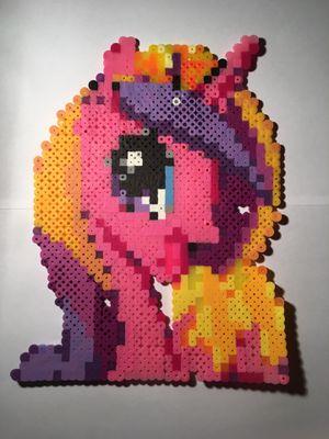 Photo Happy Princess Cadance (My Little Pony)