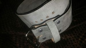New! 30in long 5in width Leather Wieght Lifting Belt! for Sale in Orlando, FL