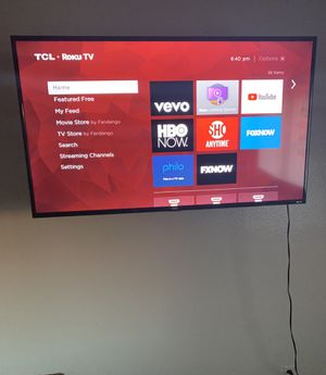 New and Used Tcl roku tv for Sale in Phoenix, AZ - OfferUp