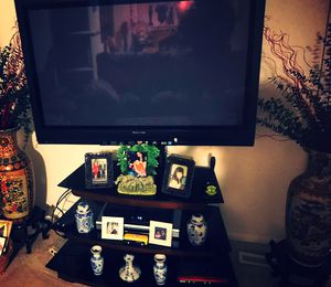 Philips 41 inch 3HD TV Flat Screen with glass stand for Sale in Columbia, MD