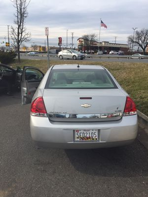Photo 2008 Chevy impala LS flex fuel. $3500 BO 171224MI Great running vehicle nothing is wrong