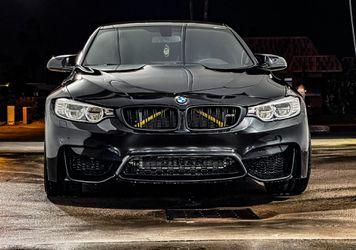 2017 BMW M3 Thumbnail