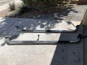Photo Nerf bars/truck steps
