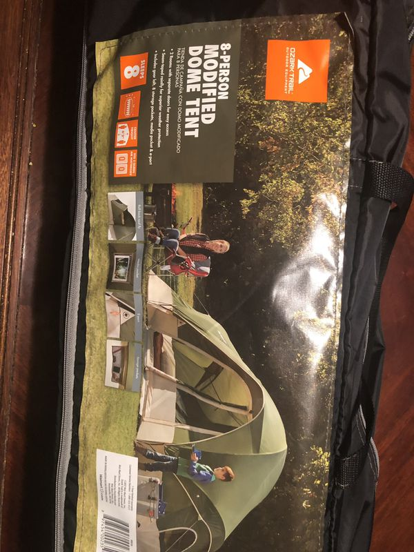 Ozark trail 8 person tent for Sale in Sedro-Woolley, WA - OfferUp