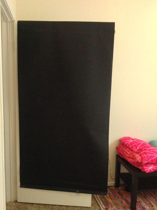 Blackout roller blind for sale in dallas tx offerup aloadofball Gallery