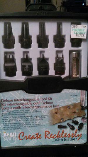 Deluxe Interchangeable Tool Kit for Sale in Las Vegas, NV