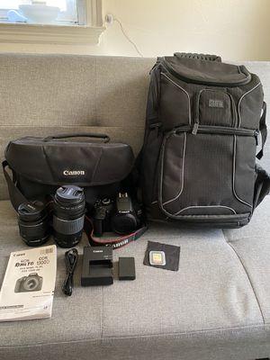 Photo Canon EOS Rebel T6 Bundle