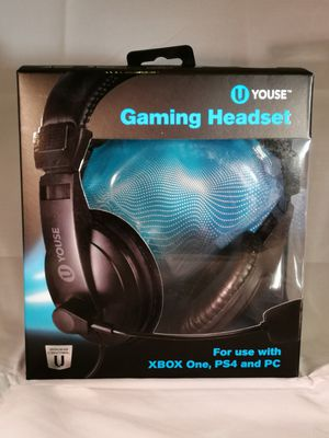 New Gaming headsets for ps4 and xbox for Sale in Miami, FL